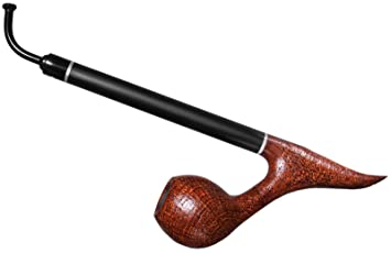 Vauen Enzian Long Churchwarden Pipe (Brown Sandblasted)  sc 1 st  Amazon.com & Amazon.com: Vauen Enzian Long Churchwarden Pipe (Brown Sandblasted ...