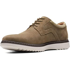 06e6921a2bf5f Clarks Un Geo Lace Mens Wide Fit Casual Shoes 6 UK 39