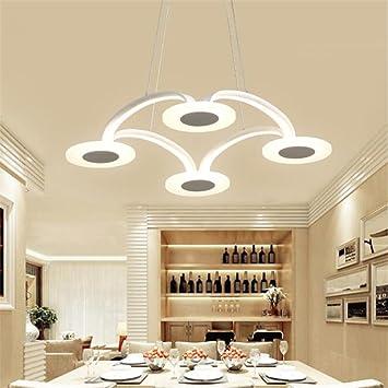 Lámpara LED Regulable 3 Cabeza / 4 Cabeza Lámpara De Techo ...