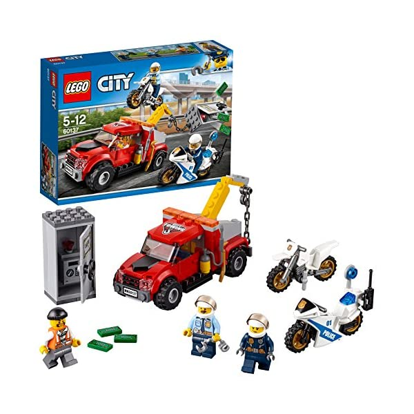 LEGO City - Autogrù in Panne, 60137 1 spesavip