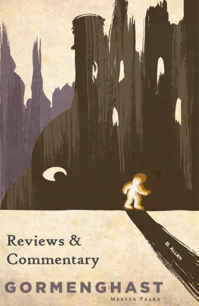 Gormenghast: Reviews and Commentary (English Edition)