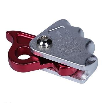 ROBAG Protector aéreo de la herramienta que sube, Dispositivo que coge de la cuerda de la Crash-Prueba, Dispositivo de parada-caída manejado a mano: ...