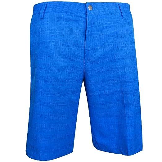 d99d00ed adidas Golf Men's Ultimate Dot Plaid Shorts