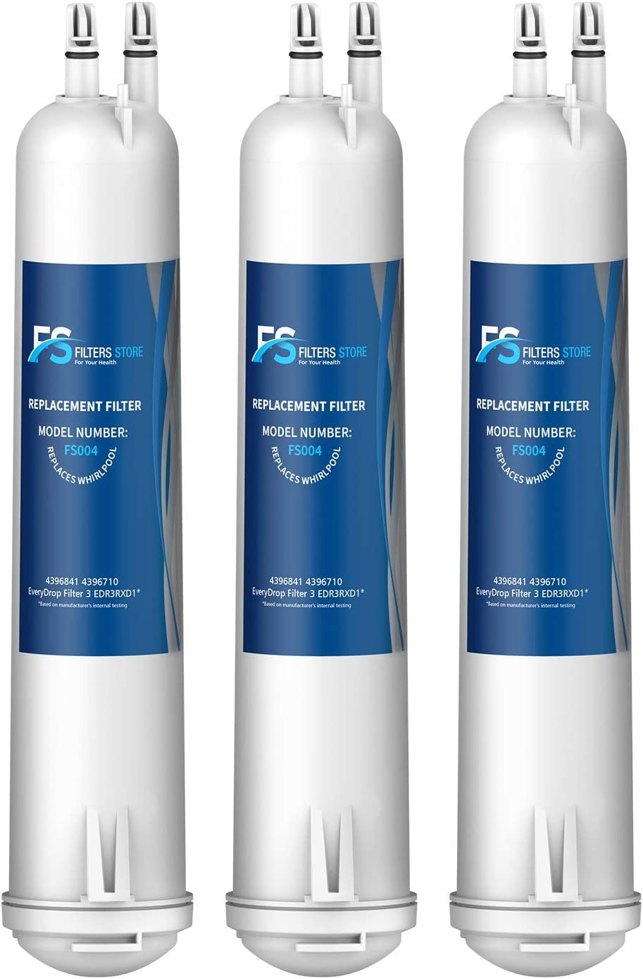 4396841 EDR3RXD1 Water Filter Replacement