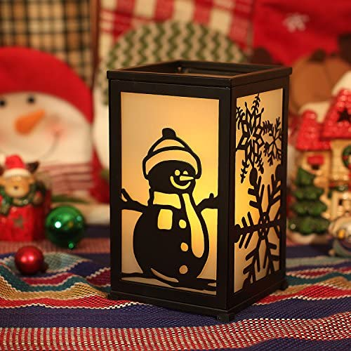 home, kitchen, home décor, candles, holders, candleholders,  decorative candle lanterns 4 discount GiveU Decorative Led Candle Lantern with Timer Rustic deals