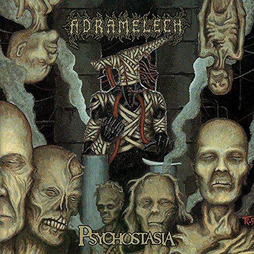 Adramelech: Psychostasia (Audio CD)