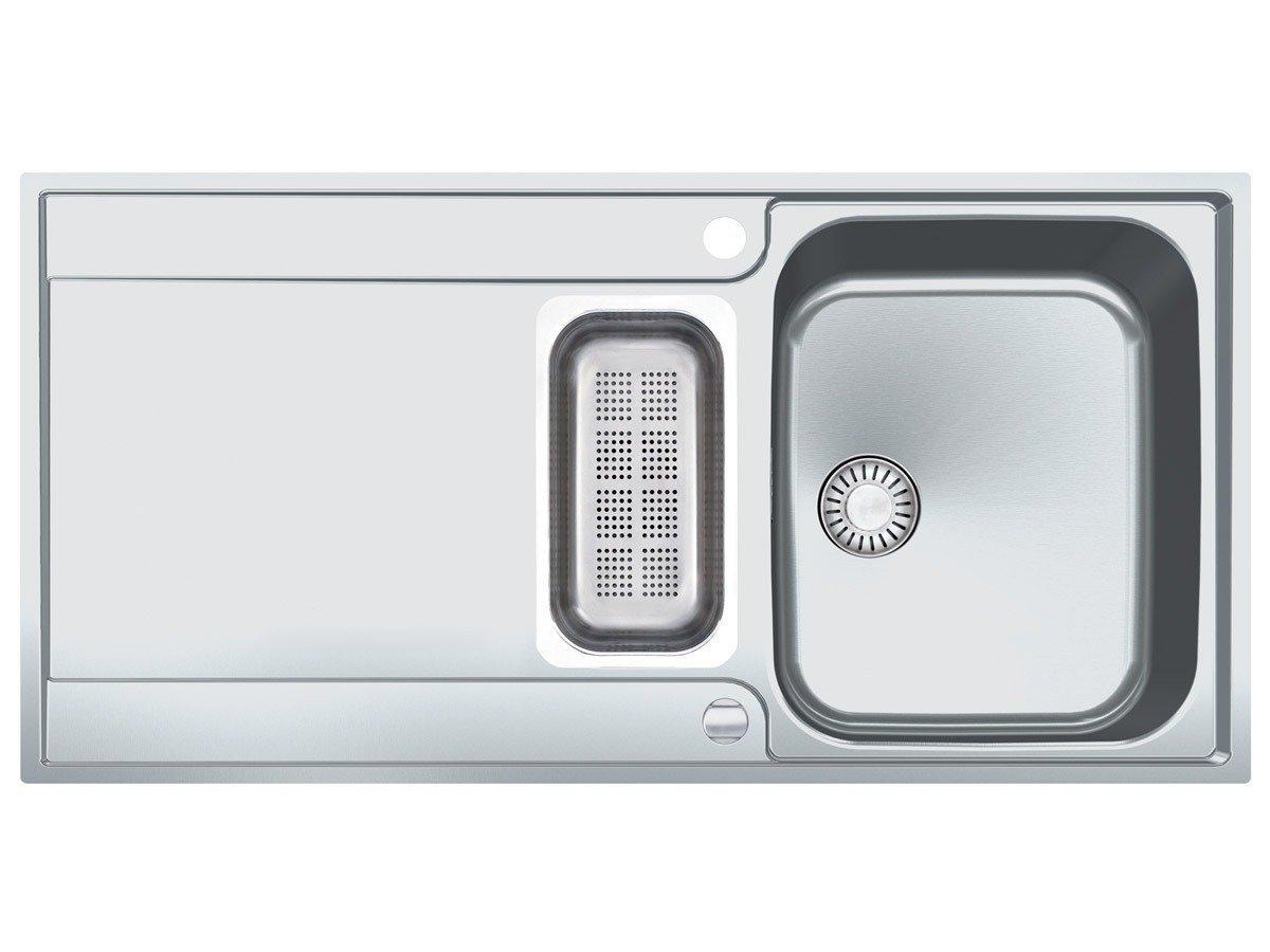 Franke Küchen-Spüle Maris MRX 251 G (127.0260.194) - Edelstahl ...
