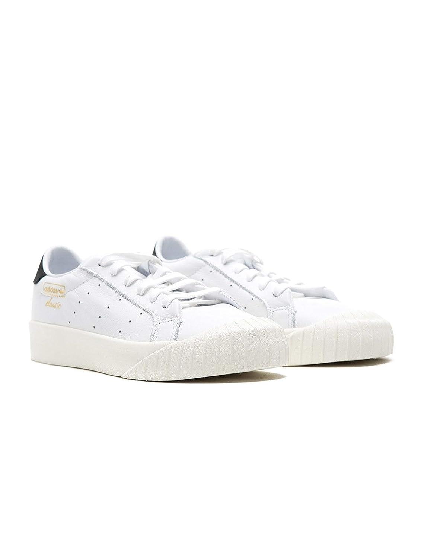 Adidas Everyn W, Hausschuhe de Deporte para damen Weiß (Ftwbla Ftwbla Negbas 000)