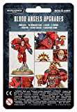 GAMES WORKSHOP 99070101013 Blood Angels Upgrades Tabletop and Miniature Gaming