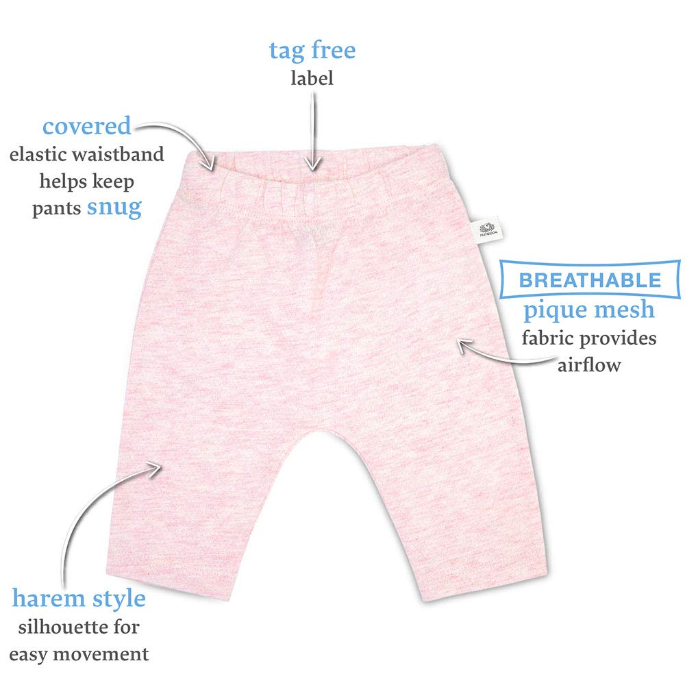 Unisex Boys Girls Fruit of the Loom Baby Gift Set 16-Piece Breathable Cooling Mesh Bodysuits Pants and Socks
