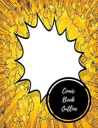 Comic Book Outline ebook