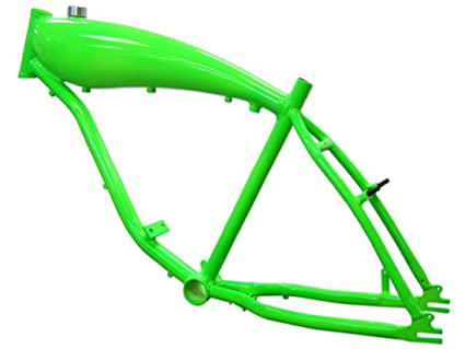 Amazon.com: BBR Tuning 26 Inch Motorized Bicycle Frame w/2.4L Gas ...