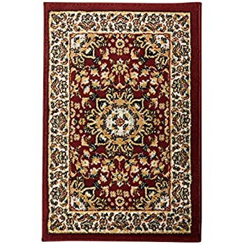 Amazon Com Small Cream Ivory Rugs For Living Room 2x3