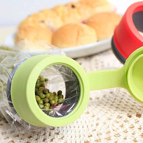 gonglong - Bolsa de plástico para Guardar Alimentos, Color ...