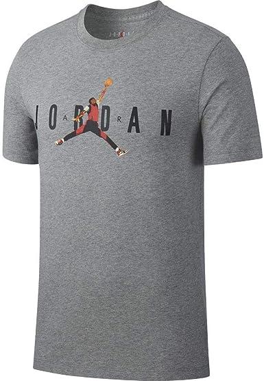 Jordan Camiseta Aj85 Gris S (Small): Amazon.es: Ropa y accesorios