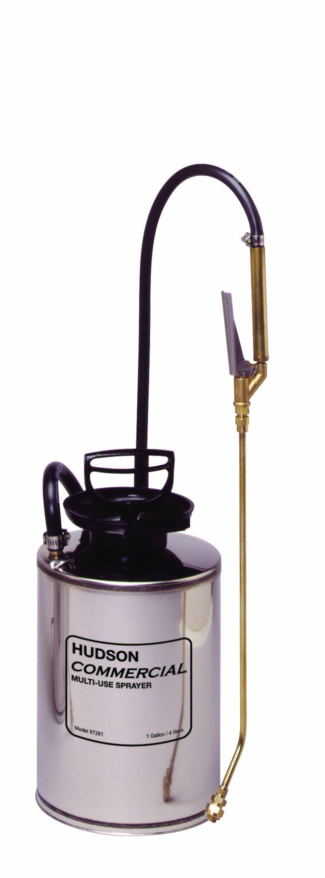 Hudson 97291 Commercial 1 Gallon Sprayer Stainless Steel