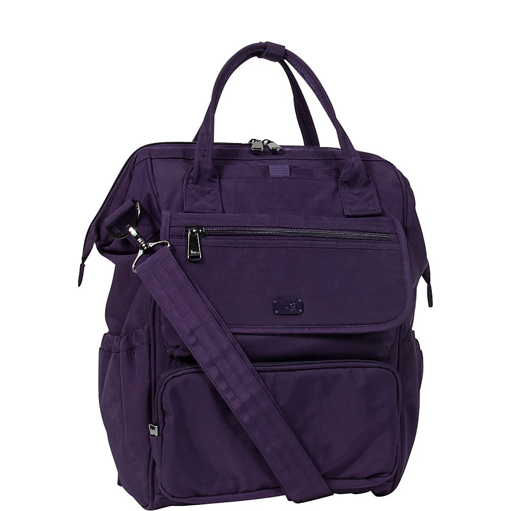 Lug Women's via Travel Tote, Concord Purple, One Size