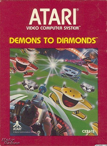 Demons to Diamonds
