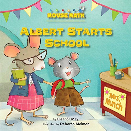 Albert Starts School: Days of the Week (Mouse Math)