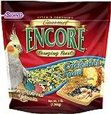 F.M.BROWN'S Encore Gourmet Cockatiel Food, My Pet Supplies