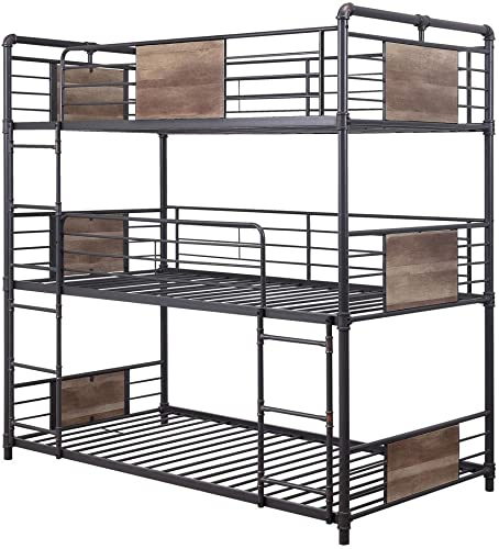 ACME Brantley Triple Bunk Bed
