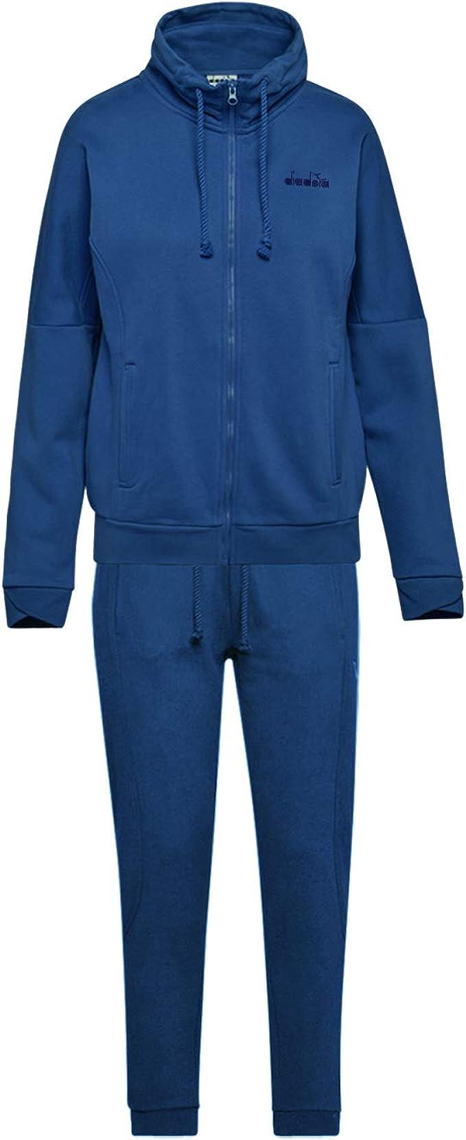 Tuta L.FZ Cuff Suit Brushed Core per Donna Diadora
