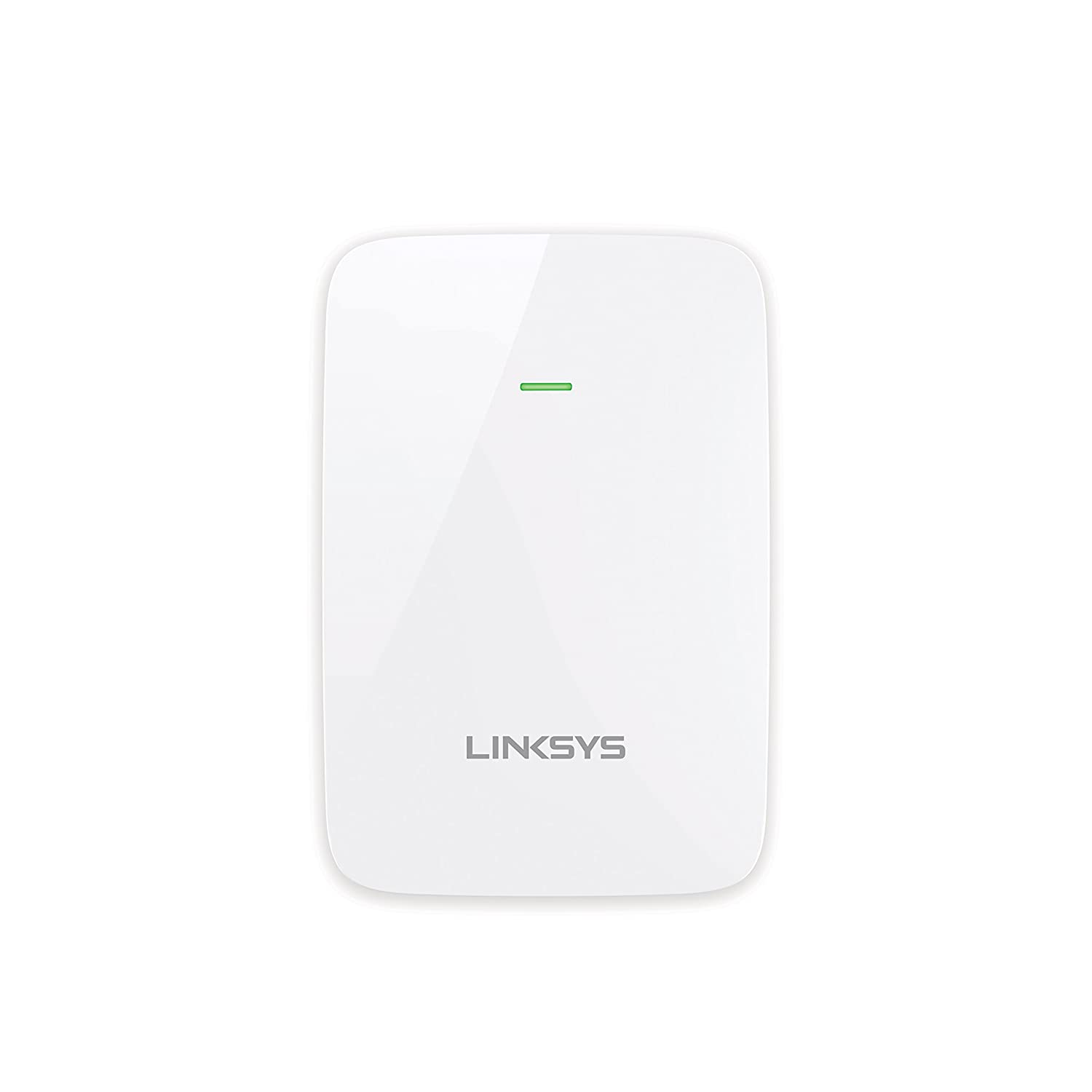 Linksys AC750 Dual-Band Wi-Fi Range Extender / Wi-Fi Booster (RE6250)