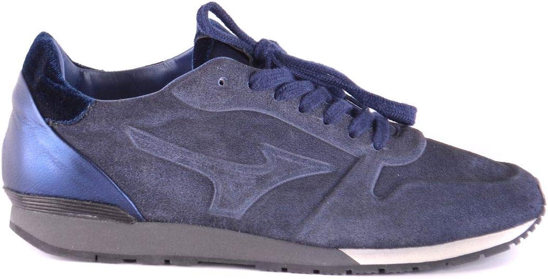 Luxury Fashion | Mizuno Hombre MCBI33429 Azul Zapatillas ...