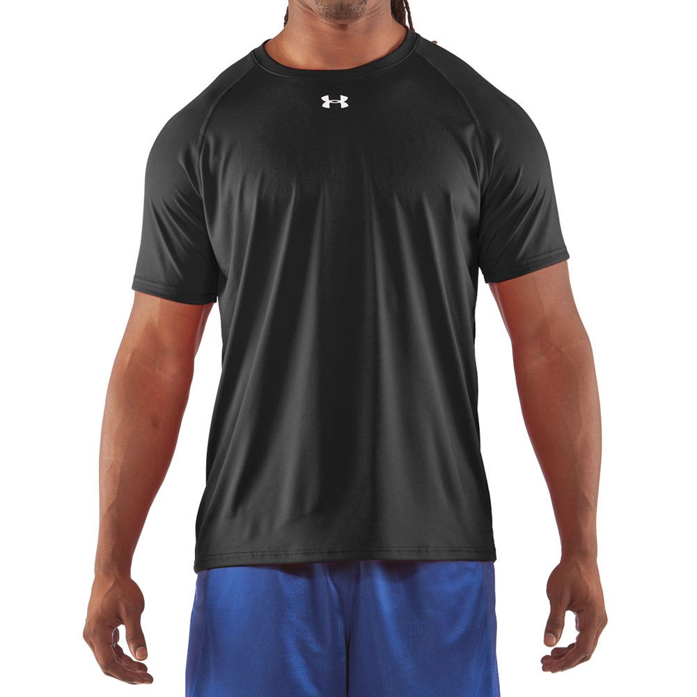 Under Armour Men's Locker Short Sleeve T-Shirt Under Armour Apparel 1233671
