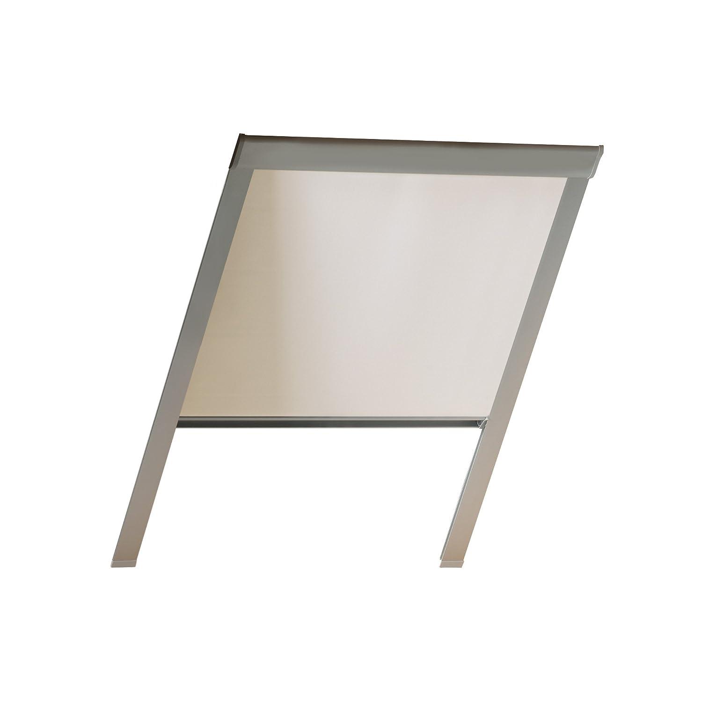 VICTORIA M Tenda a rullo adatta per finestre per tetti Fakro, 55/78 bianco