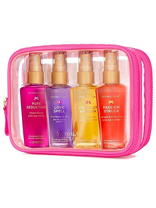 Buy Victoria\'s Secret Ultimate Fantasy Mist & Lotion Set: Love Spell ...