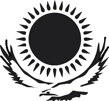 Schwarz in Kasachstan