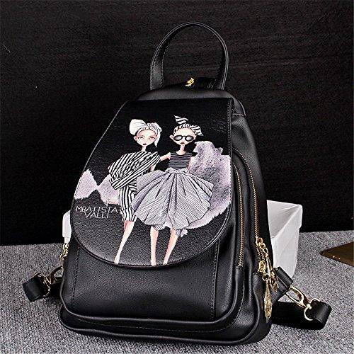 Bag Rucksack 24 10CM 7 Women Shoulde 11 30 d5qdBw