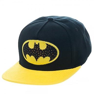 DC Comics Batman Harley Quinn Adjustable Baseball Cap (Batman Fiber Optic) 3e8270fb6222