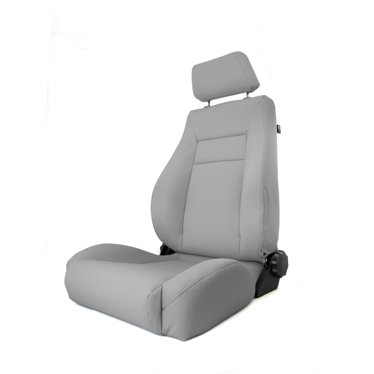 Rugged Ridge 13414.09 Gray XHD Ultra Front Seat with Recliner