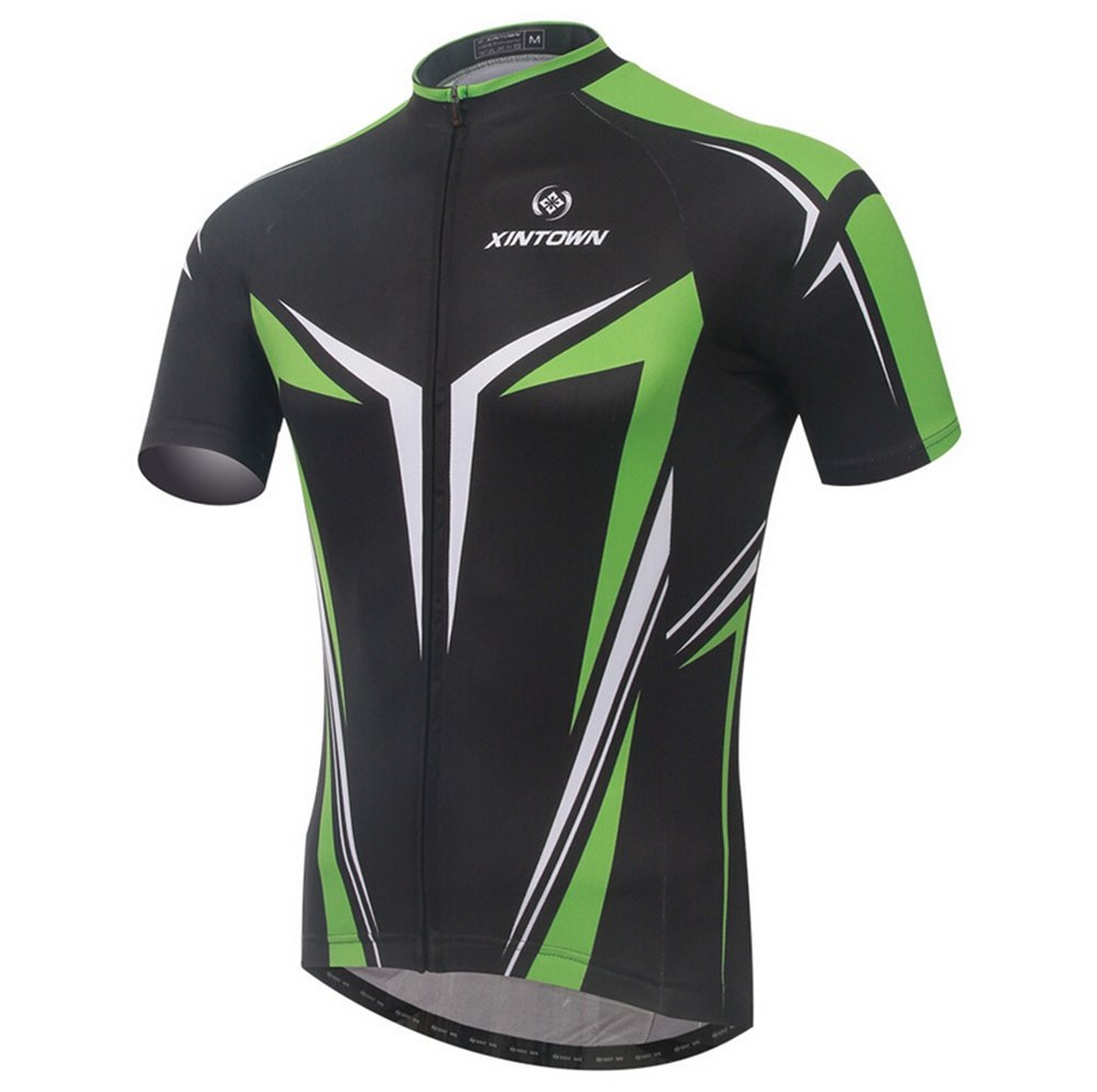 Xinzechen Cycling Jersey Polyester Short Sleeve