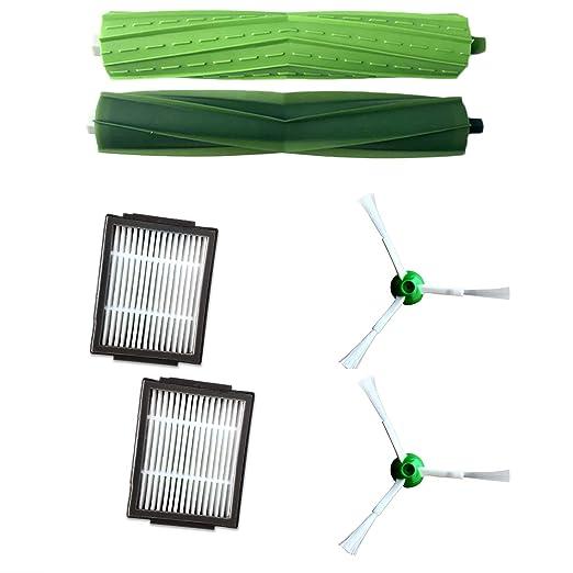 LICHIFIT - Kit de Accesorios para Cepillo Lateral con Filtro para ...