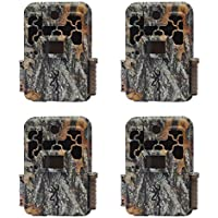 Browning Trail Cameras Spec Ops FHD Extreme 20MP Game Camera, 4 Pack | BTC8FHDPX