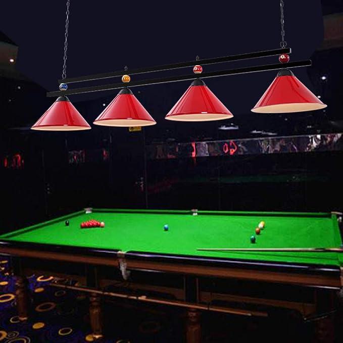 Amazon.com: PLLP Billiard Room Chandelier, Billiard Table ...