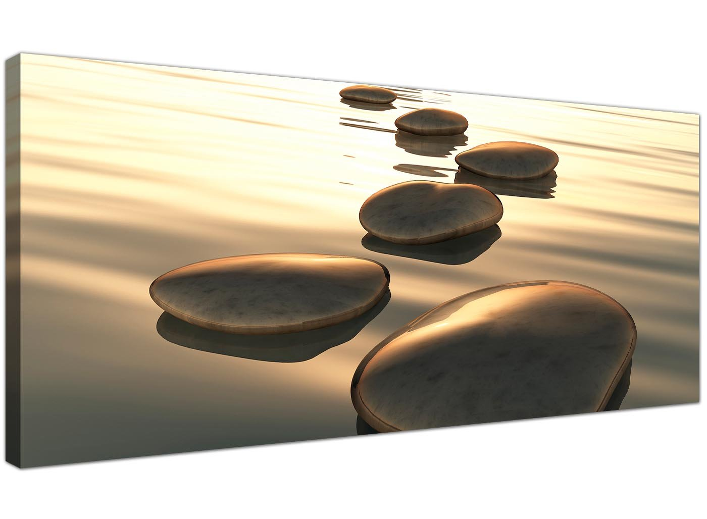 Cuadros con piedras