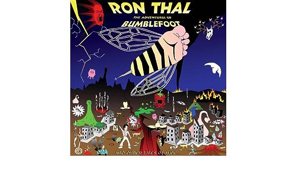 Adventures of the Bumblefoot: Ron Thal : Amazon.es: Música