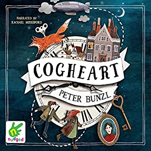 Cogheart Audiobook
