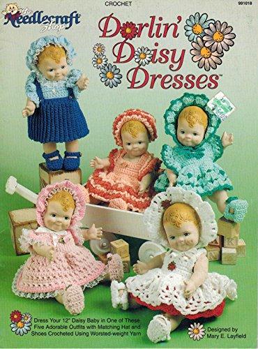 (Darlin' Daisy Dresses(Crochet#991018) THE NEEDLECRAFT)