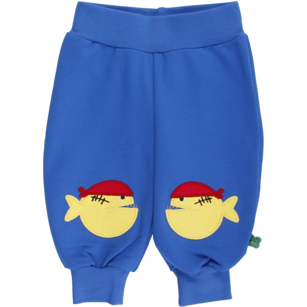 Fred's World by Green Cotton Piranha Sweat Pants, Pantaloni Unisex-Bimbi 1535038700