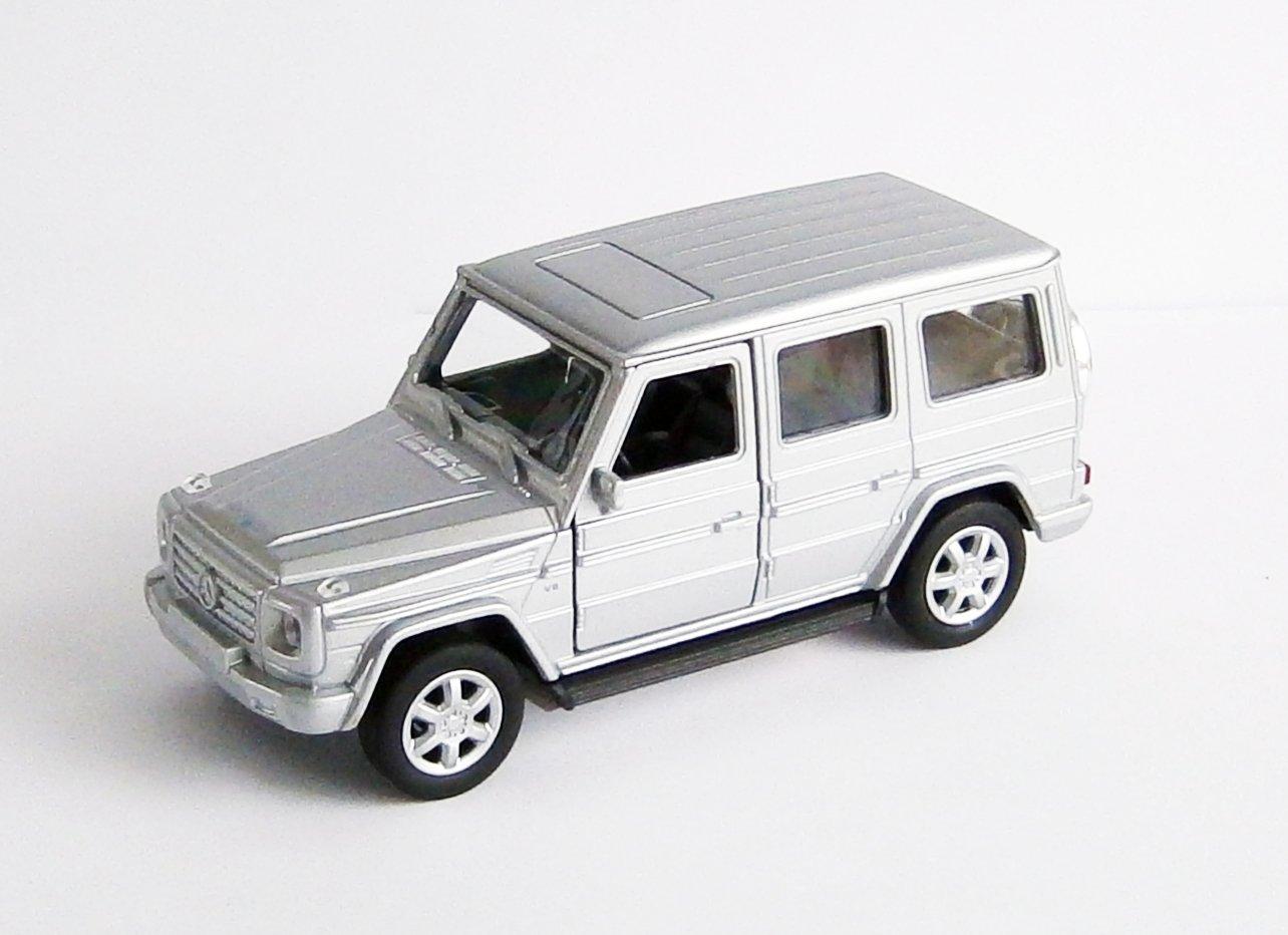 mercedes benz g class g500 v8 4 farben modellauto modell. Black Bedroom Furniture Sets. Home Design Ideas