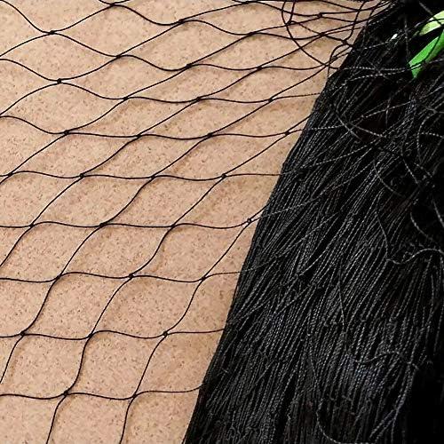 Yzki Vogelschutznetz, Gartennetz für Pflanzen, Obst, Sicherheitskäfig-Schutznetz für Schädlingsbekämpfung, 5 m Breite 10 m/15 m/25 m/30 m Länge