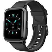 Smart Watch, AIKELA Fitness Trackers with Blood Oxygen & Blood Pressure Monitoring/Heart Rate Monitor/Sleep Monitor/5ATM…