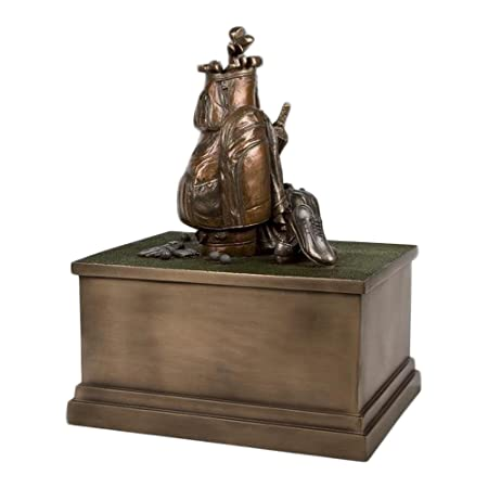 Perfect Memorials Large Golf Cremation Urn