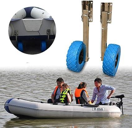 Amazon.com: Monipa - Ruedas hinchables para lanzar en barco ...