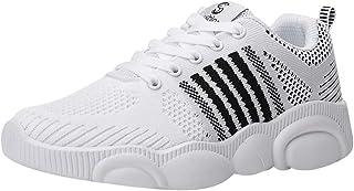 Sunnywill Femmes Engrener Formateurs Athlétique Walk Gym Chaussures Sport Run